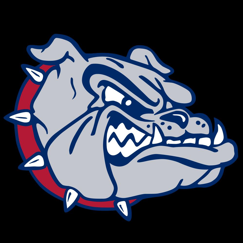 Gonzaga Bulldogs NCAA Logo Sticker