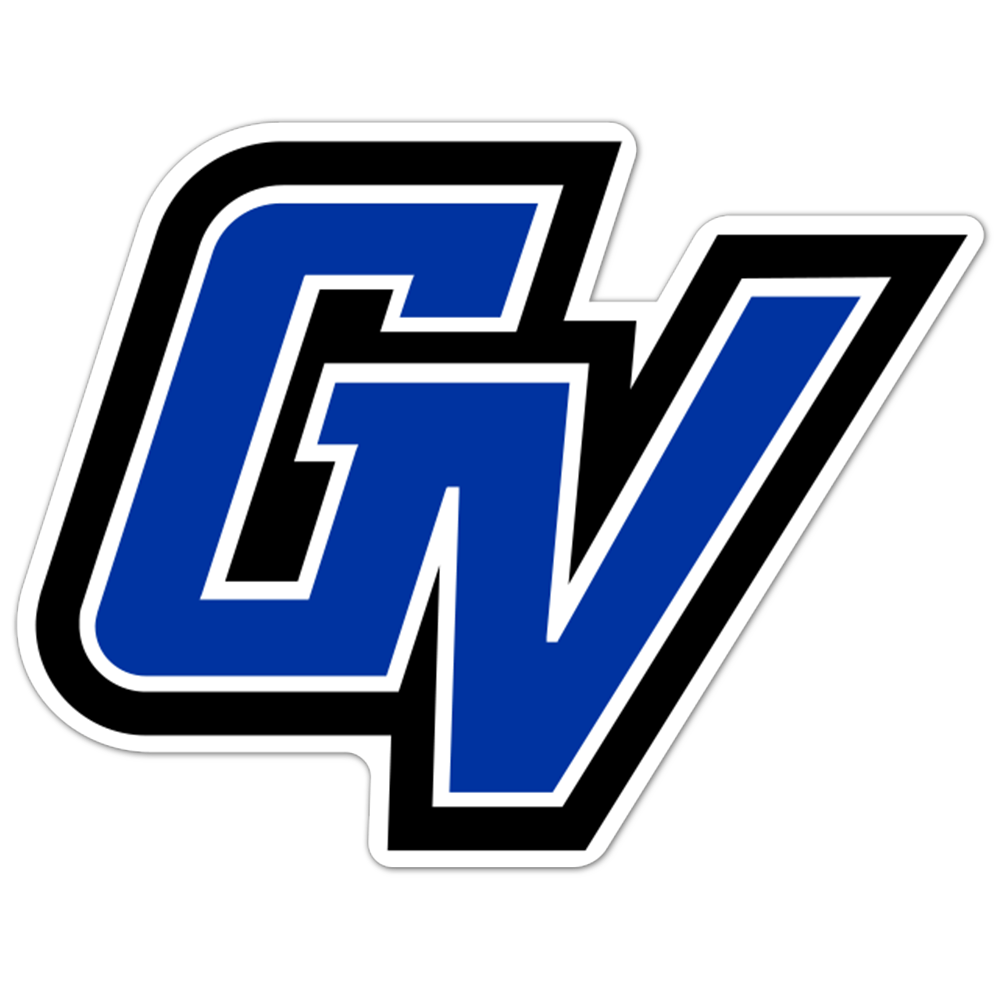Grand Valley State Lakers NCAA Logo Sticker