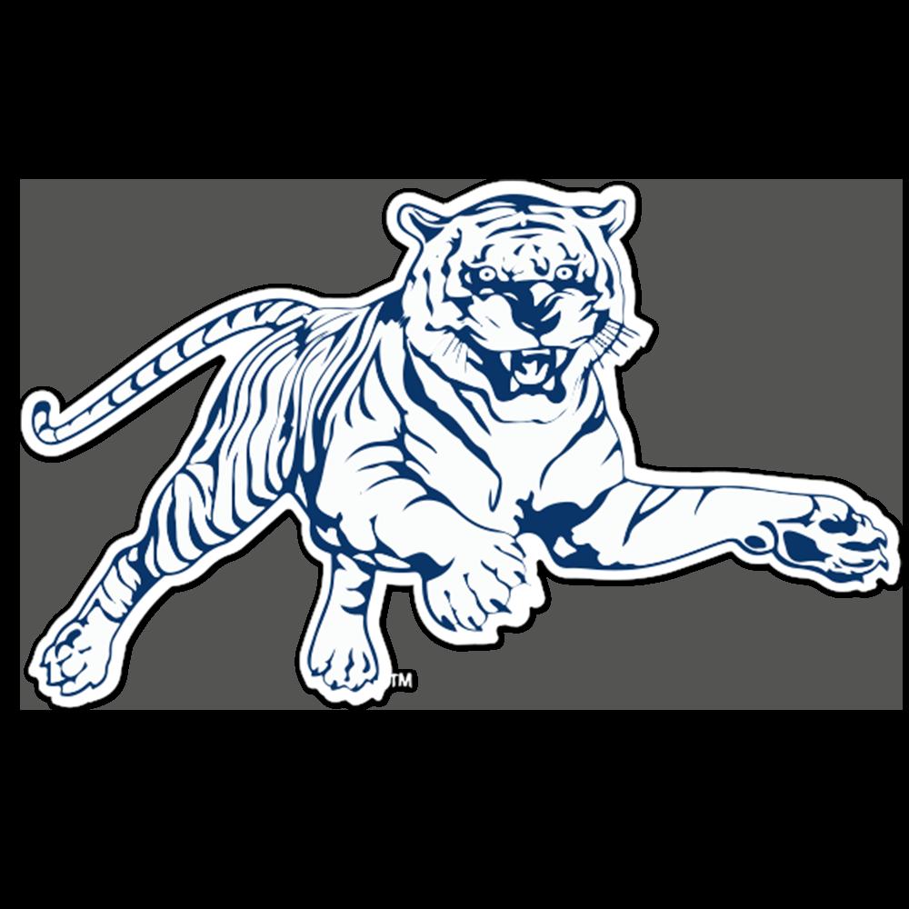 Jackson State Tigers NCAA Logo Sticker