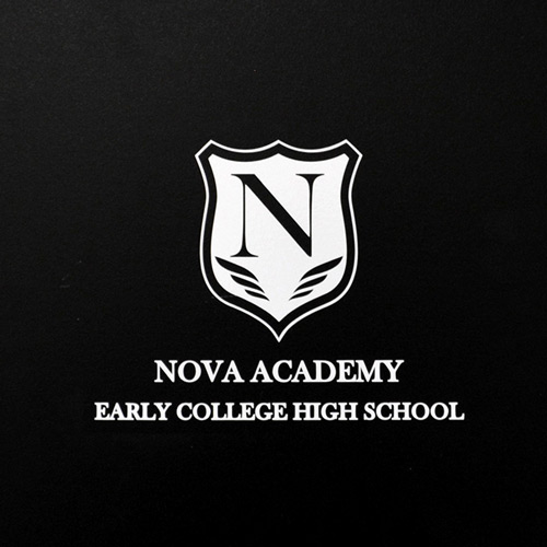 Nova Academy Transfer Sticker