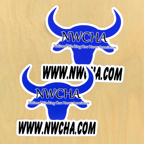 NWCHA Custom Die Cut Stickers