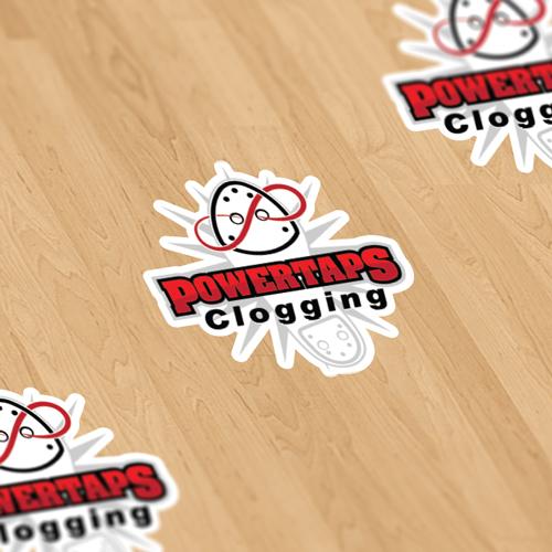 Powertaps Custom Die Cut Stickers