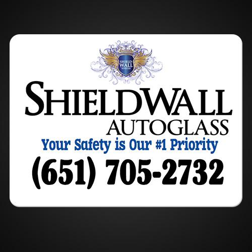 ShieldWall Auto Glass Custom Car Door Magnet