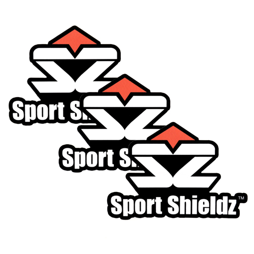Sport Shieldz Custom Die Cut Stickers