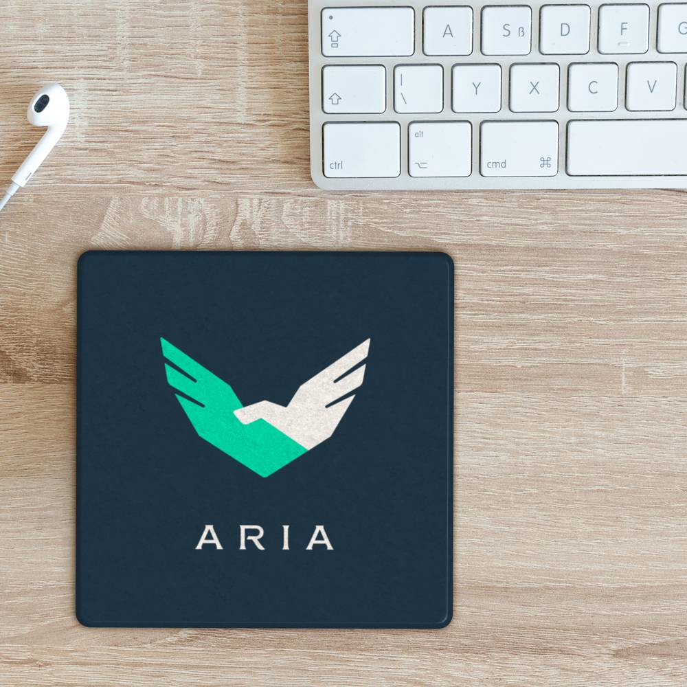 Aria Square Coaster