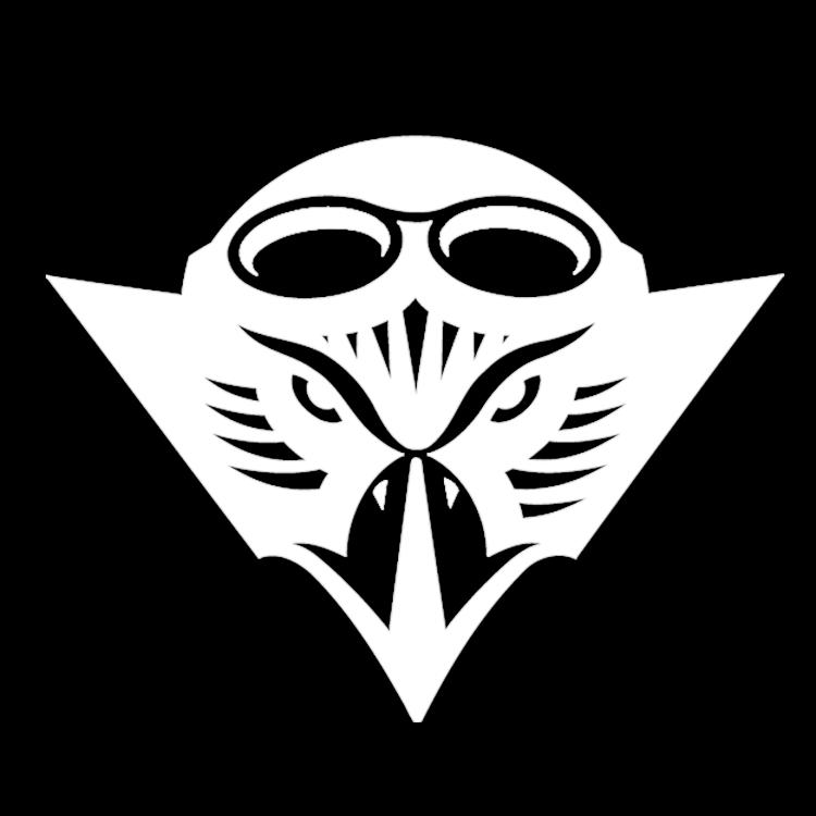 Tennessee Martin Skyhawks NCAA Logo Sticker