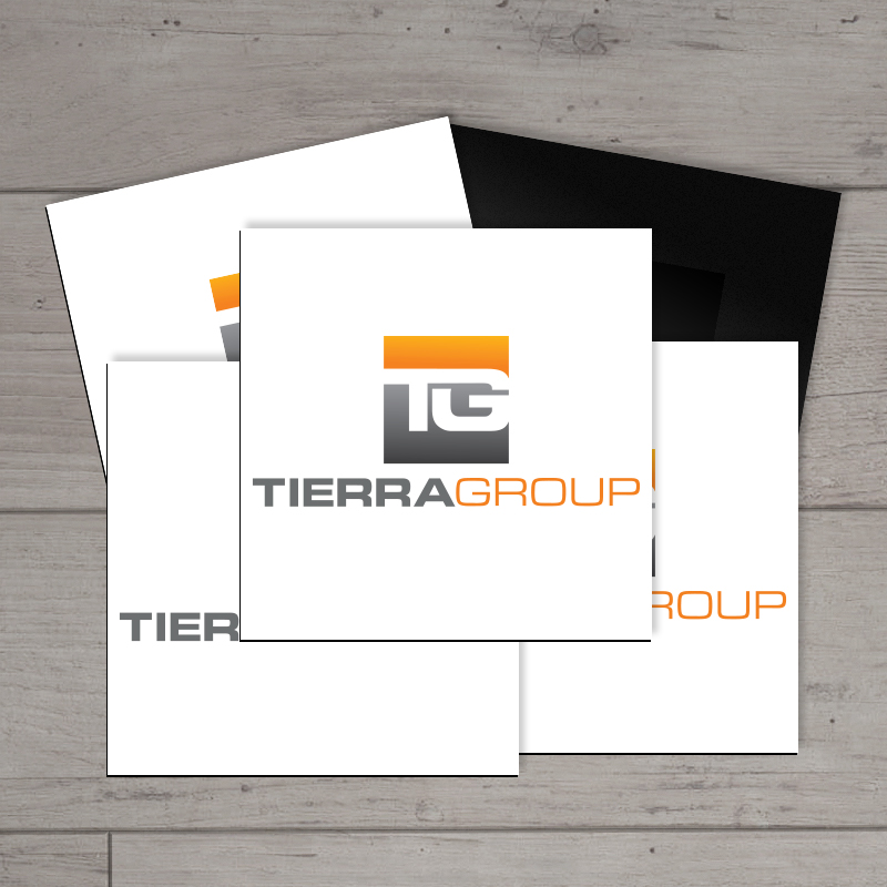 Tierra Group Square Magnets