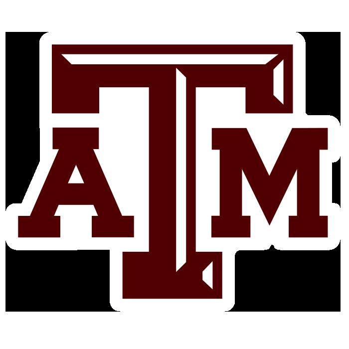 Texas A & M Aggies NCAA Logo Sticker