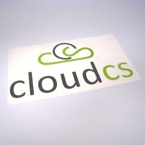 Cloud CS Custom Multi-Color Cut-Out