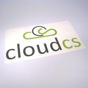Cloud CS Custom Multi-Color Cut-Out