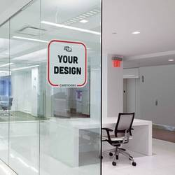 Inside Application Office Wall