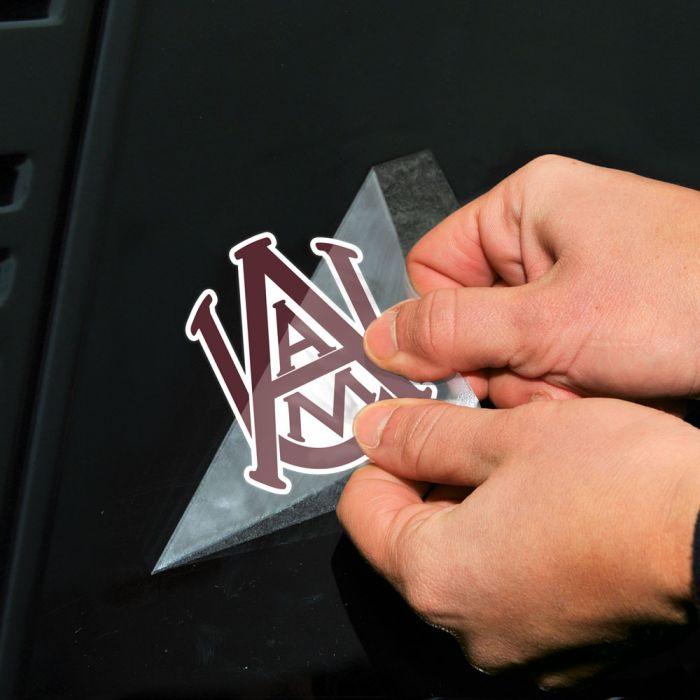 Alabama A & M Bulldogs NCAA Logo Sticker