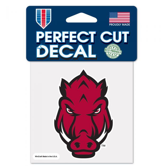 Arkansas Razorbacks NCAA Logo Sticker