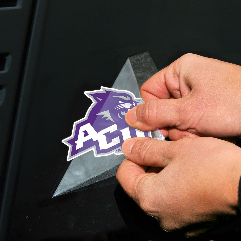 Abilene Christian NCAA Logo Sticker