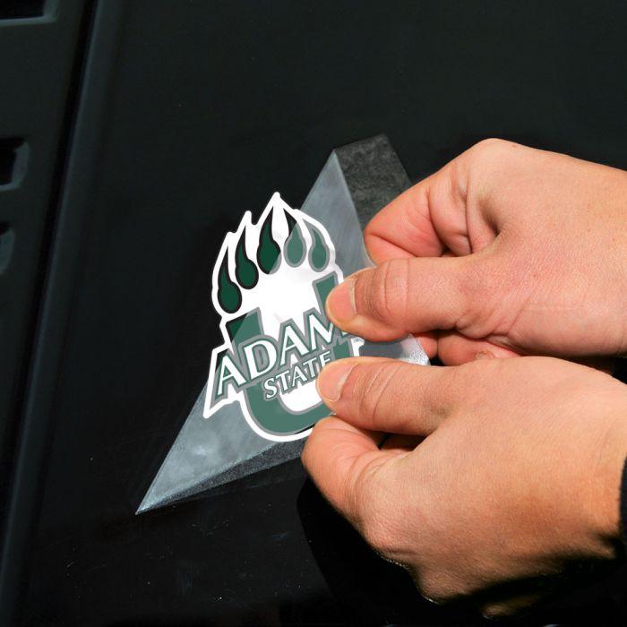 Adams State Grizzlies NCAA Logo Sticker