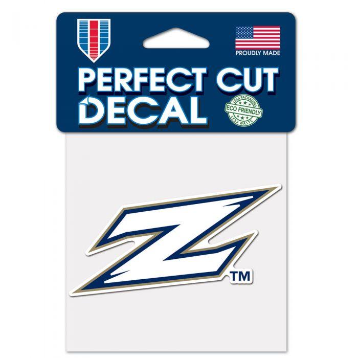 Akron Zips NCAA Logo Sticker