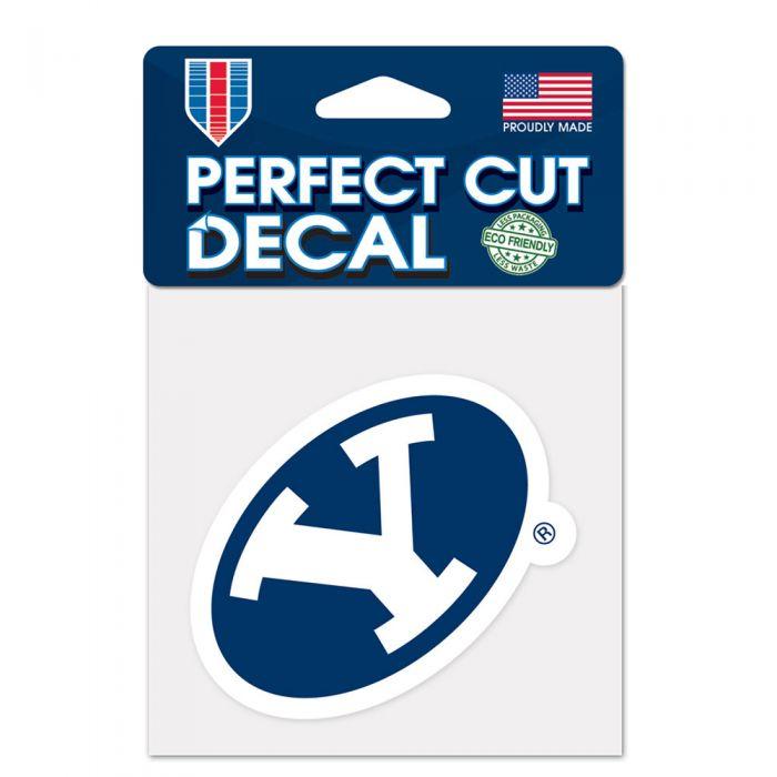 BYU Cougars NCAA Logo Sticker