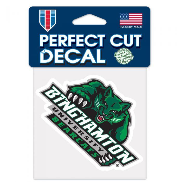 Binghamton Bearcats NCAA Logo Sticker