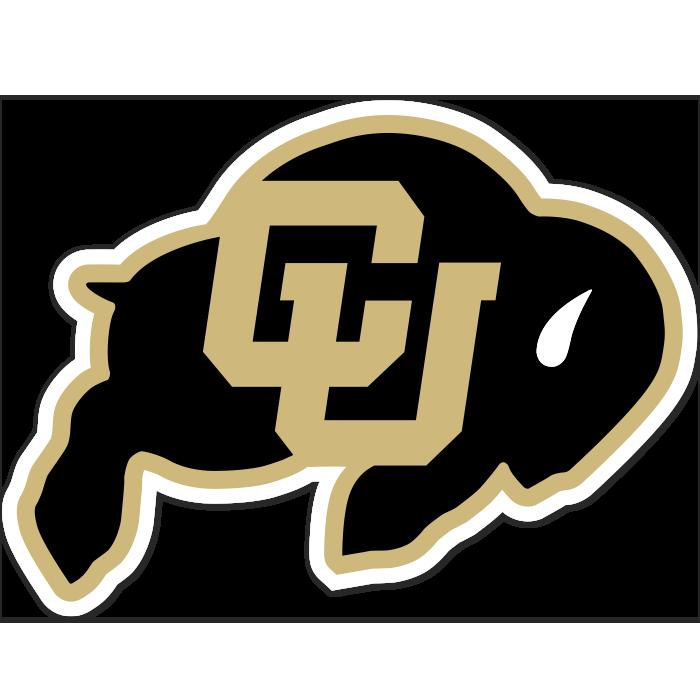 Colorado Buffaloes NCAA Logo Sticker