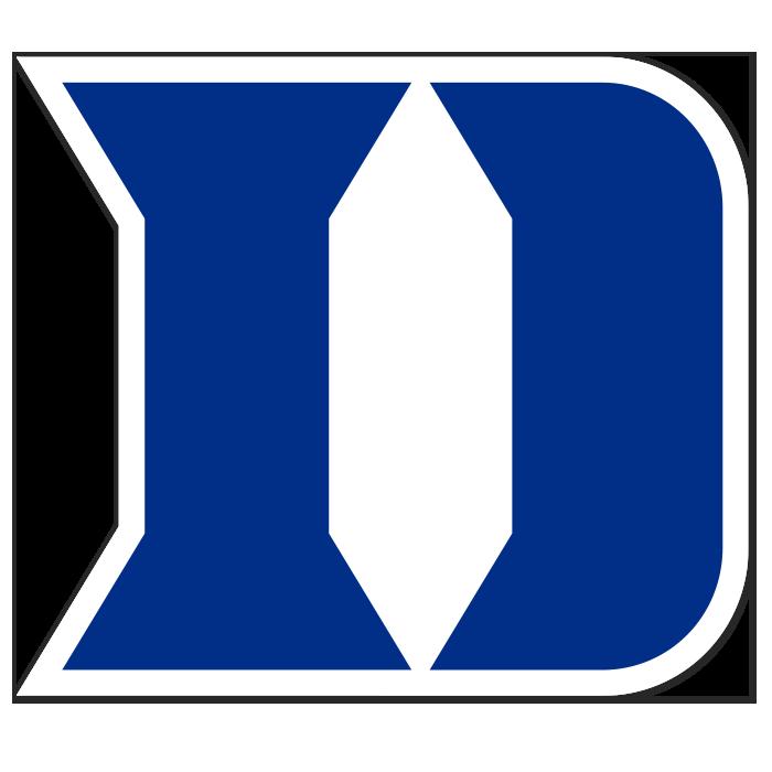Duke Blue Devils NCAA Logo Sticker