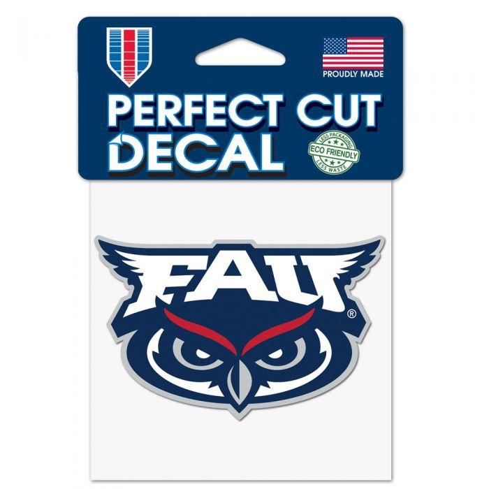 Florida Atlantic Owls NCAA Logo Sticker