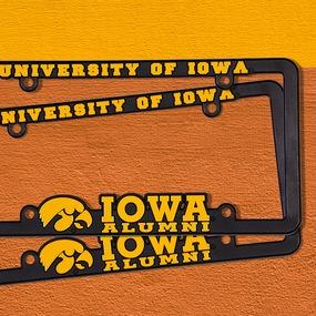 Iowa Alumni Frame