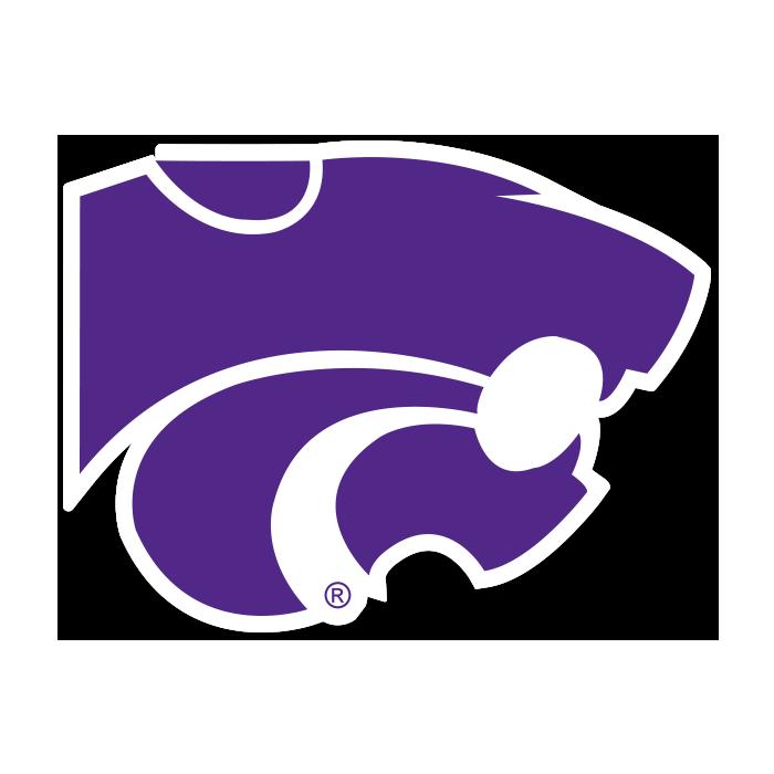 Kansas State Wildcats NCAA Logo Sticker