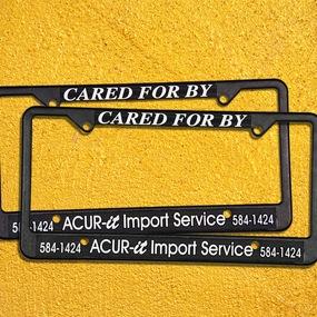 Acur-it Frame