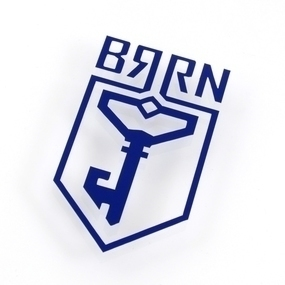 BRRN Custom Cut Out Stickers