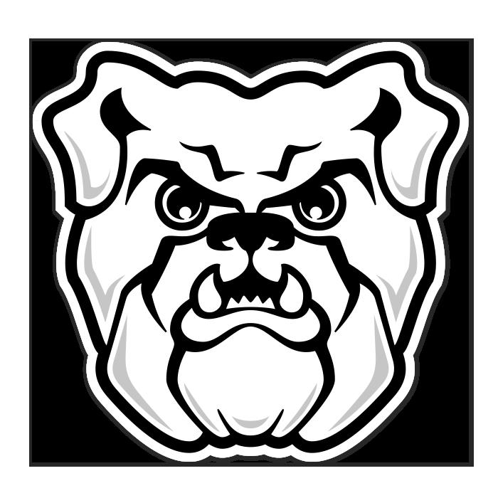 Butler Bulldogs NCAA Logo Sticker
