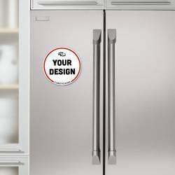 Circle Magnet Refrigerator