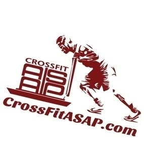 CrossFit ASAP Custom Cut Out Stickers