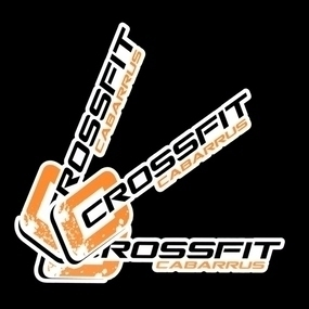 Crossfit Cabarrus Custom Die Cut Stickers