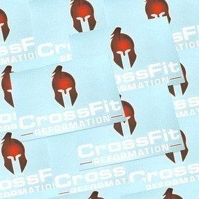 Crossfit Reformation Multi-Color Cut-Out