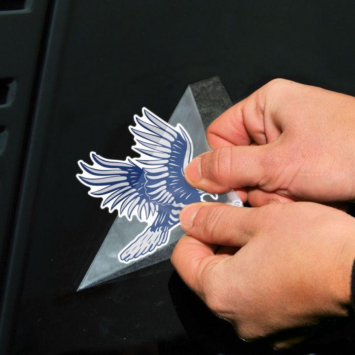 Dickinson State Blue Hawks NCAA Logo Sticker