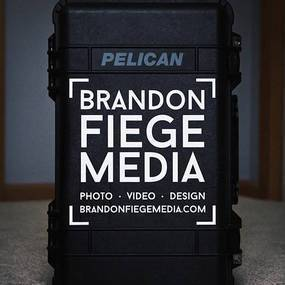 Fiege Media Custom Transfer Stickers