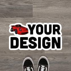 Floor Graphics 1