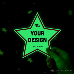 Glow In The Dark Star