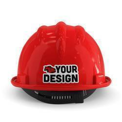 Artisan Design Hard Hat Sticker