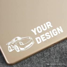 Transfer Sticker iPad