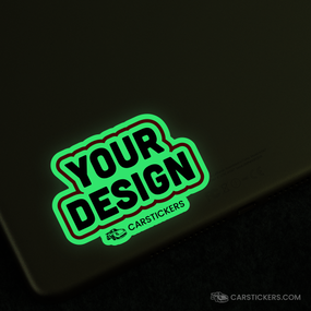 Glow In The Dark iPad