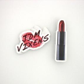 JDM Vixens Custom Die Cut Stickers