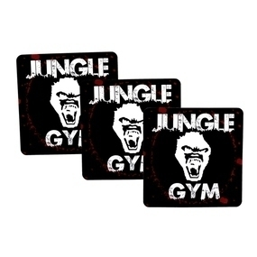 Jungle Gym Custom Rectangle Stickers