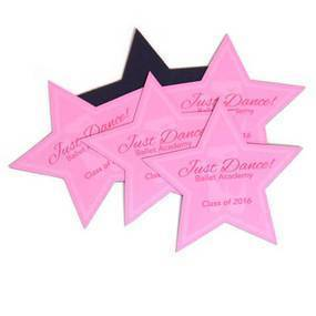 Just Dance Custom Star Magnets