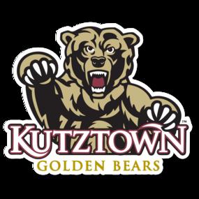 Kutztown Golden Bear NCAA Logo Sticker