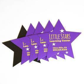 Learning Center Custom Star Magnets