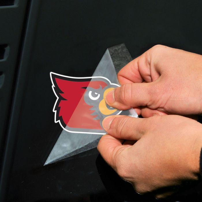 Louisville Cardinals NCAA Logo Sticker
