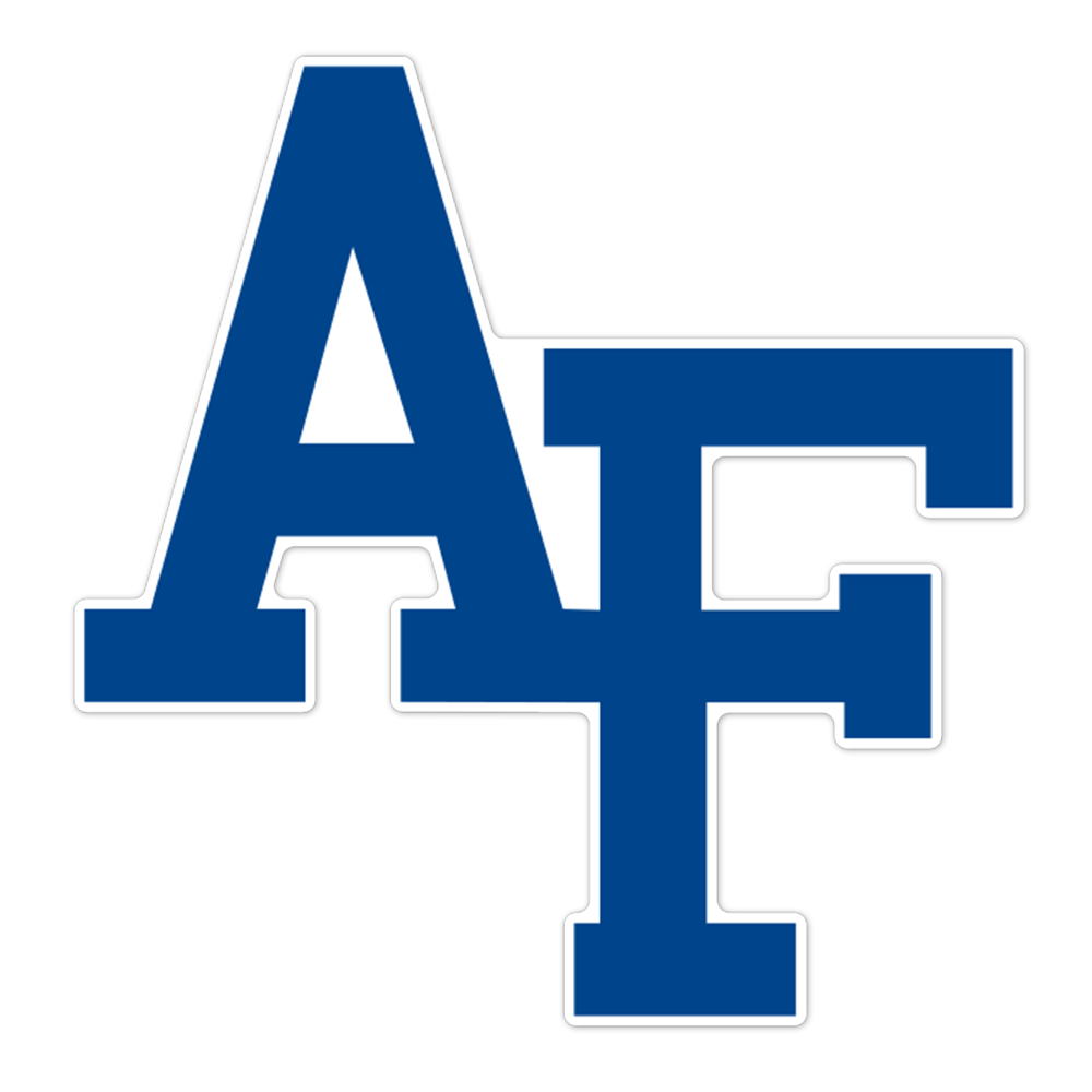 Air Force Falcons NCAA Logo Sticker