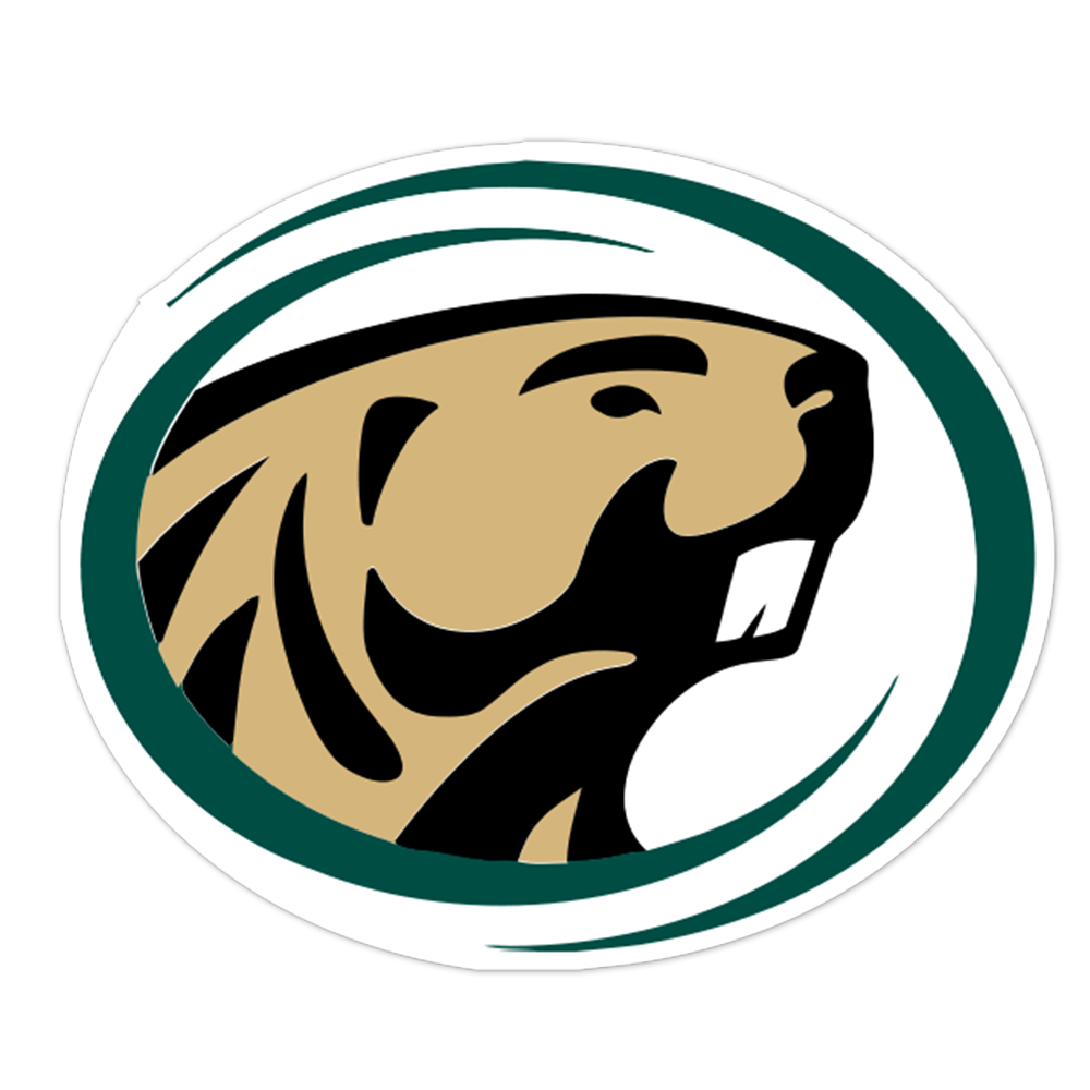 Bemidji State Beavers NCAA Logo Sticker