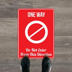 One Way Exit 2